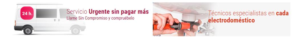 Servicio de reparación de electrodomésticos en Barcelona